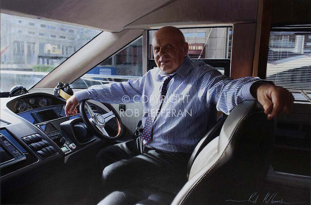 rob hefferan,portrait,painting