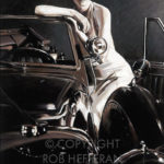 Automotive Art in Sheffield – Indulge Your Passion for Automobiles