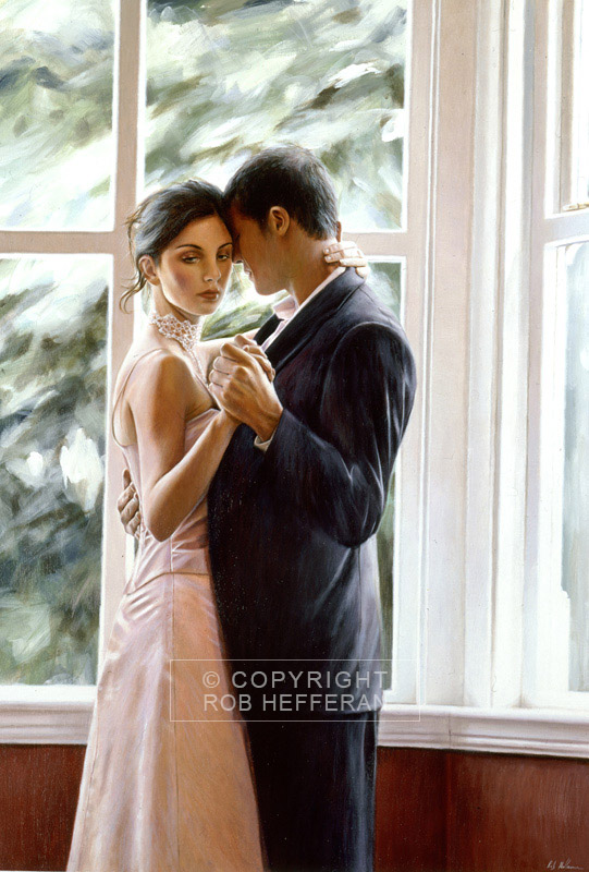 Rob Hefferan, portrait