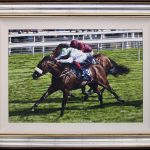 Equestrian Paintings in Ascot