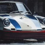 Car Portraits in Manchester, the Perfect Gift for a Loved One in Love with Automotive Art