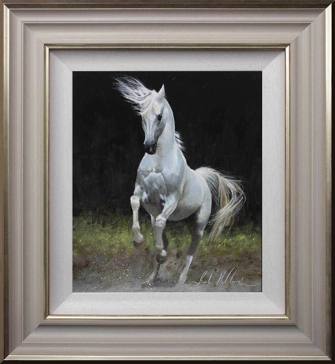 painted horse portrait